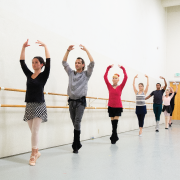 Miami City Ballet School Masterclass